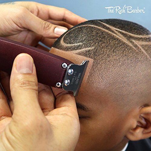 1Min Blade Modifier by The Rich Barber | 1 Minute Clipper Sharpener Tool for Andis, Wahl, Oster, BaByliss Trimmer Blades & More by The Rich Barber (Image #6)