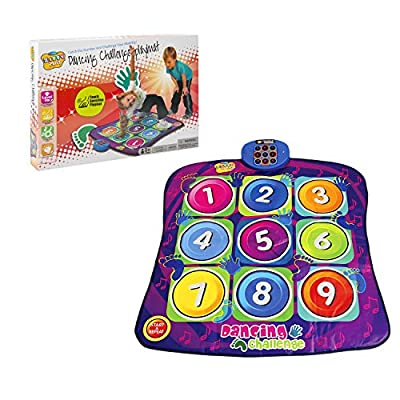 CP Toys - Dancing Challenge Rhythm and Beat Play Mat - Ages 3+