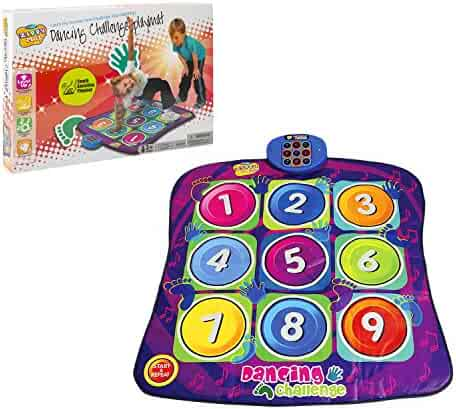 CP Toys Dancing Challenge Rhythm & Beat Playmat