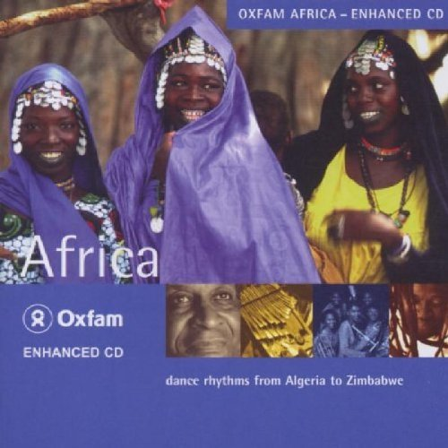 Oxfam Africa: Dance Rhythms From Algeria to Zimbabwe by Various Artists (2001-08-28)