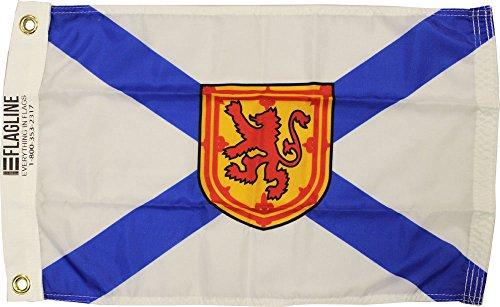 Cheap Nova Scotia – 12″ x 18″ Nylon Flag