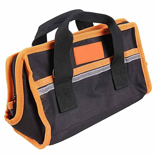 Hanperal Canvas Heavy Duty Contractor Tool Bag Mechanic Carpenter Storage Case by Hanperal