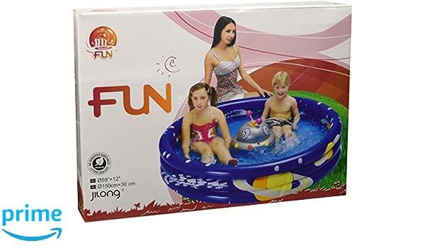 JILONG - Piscina para niños (JL017115NPF -P90): Amazon.es: Juguetes y juegos