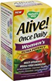 Nature's Way Alive Once Daily Women's Multi Ultra Potency, Tablets, 60-Count, Health Care Stuffs