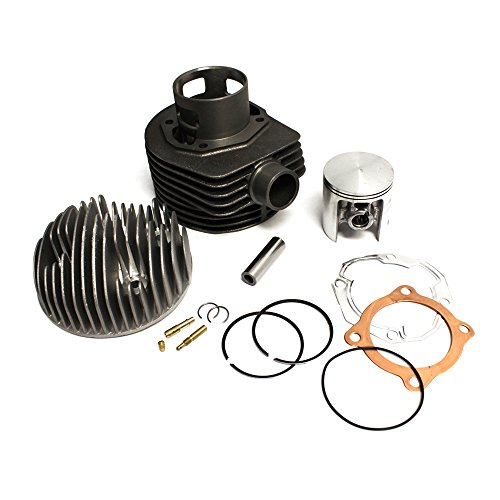 Malossi Cylinder (Malossi Cylinder Kit (166cc)_ P125/150_ Stella 2t)