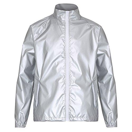 White Silver 2786 Giacca metallic Uomo xIYwq0xOv