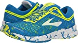 Brooks Women's Launch 5 Boston Blue/Nightlife/White 9 B US