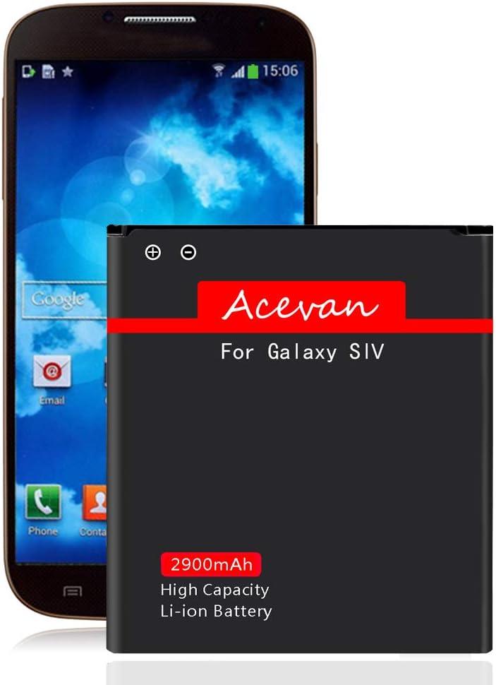 Bateria Acevan de 2900mAh para Galaxy S4