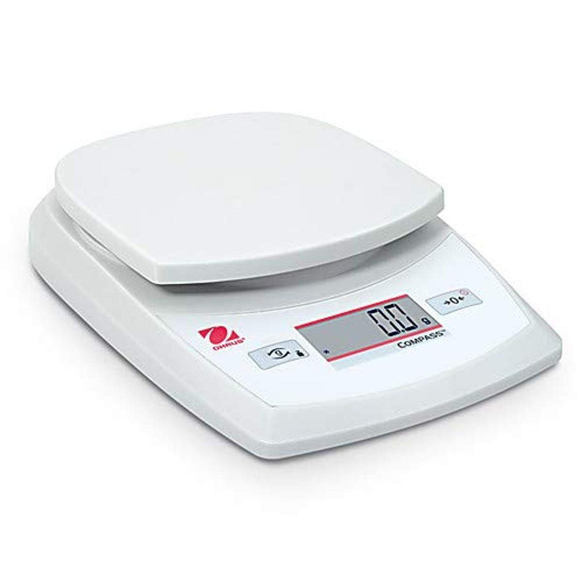 Ohaus 30428204 Compass CR221 Portable Scale 0.1g Readability 220g Capacity