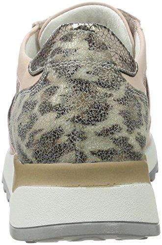 Waldläufer Hiroko - Zapatos Mujer Mehrfarbig (skin bronce corda)