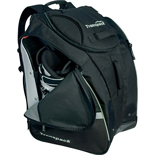 Transpack Competition Pro Ski/Snowboard Boot and Gear Bag Backpack (Ski Race Boot)