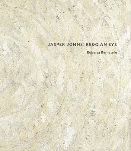 Jasper Johns: Redo an Eye (Eye Jasper)