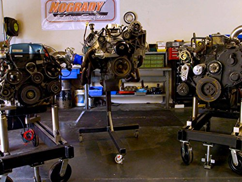 LS vs. 2JZ vs. 12V Cummins. Superstar Engine (Hot Rod Garage)