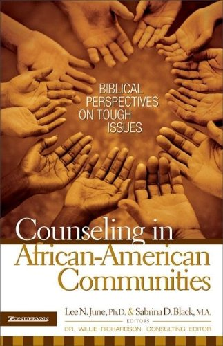 Counseling in African-American Communities (Biblical Perspectives On Tough Issues)