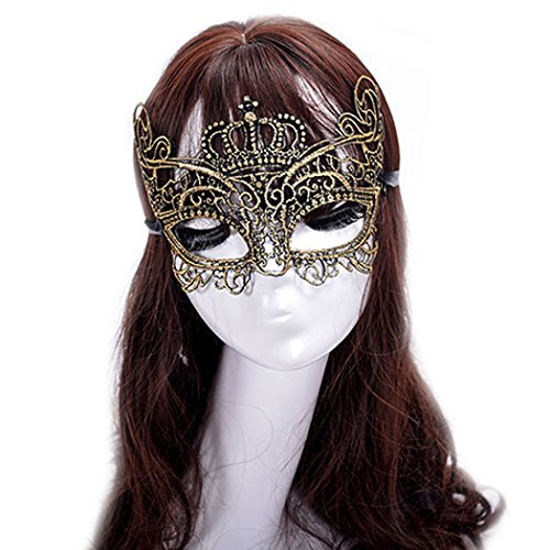 Halloween Eye Masks - 8
