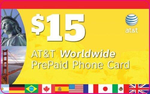 AT&T Phone Card