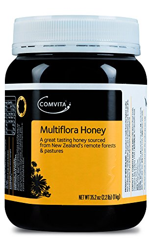 Multiflora Honey (Comvita Multiflora 100% Pure New Zealand Honey, 35.3)