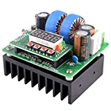 DC/DC Boost Converter,Quimat Digital-controlled Power Supply Stabilizers 6V-40V to 8V-80V Step-up Voltage Regulator 400W/10A with LED Disply for Laptop and Car