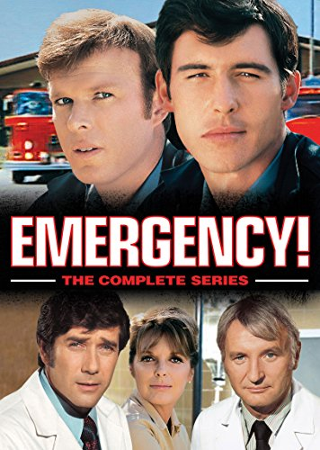 Emergency! The Complete Series by Universal Studios Home Entertainment