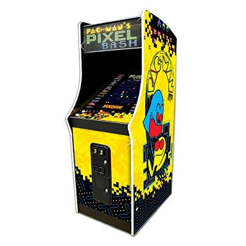 - Namco Pac-Man Pixel Bash Coin-Op Upright Arcade Game