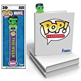 Best Funko Bookends - Funko Marvel Hulk 3D Bookmark Review