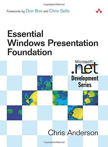 Essential Windows Presentation Foundation (WPF) by Addison-Wesley Professional