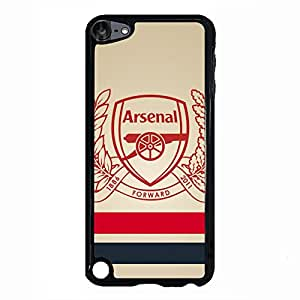 Unique Arsenal Football Club Logo Image Phone Case Hrad Plastic Case Cover For Ipod Touch 5