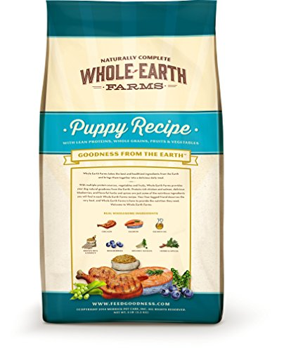 Merrick Whole Earth Puppy Food Reviews