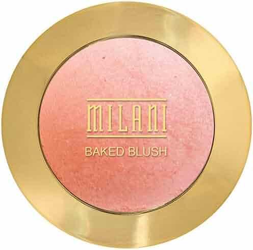 Milani Baked Blush, Luminoso, 0.12 Ounce