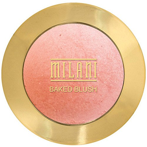 Milani Baked Blush, Luminoso, 0.12 Ounce