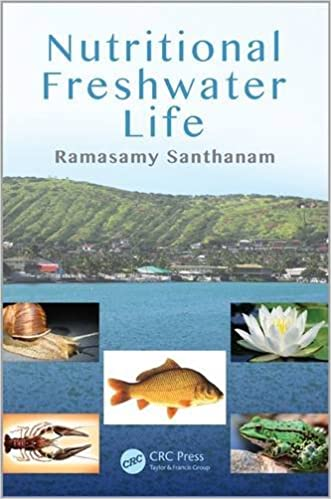 Book Nutritional Freshwater Life