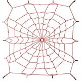Wolf 80111-06 Spidy Luggage Web, Red