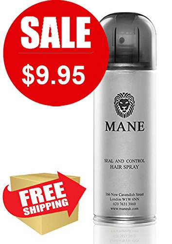 Mane Seal and Control Hair Spray - $9.95 only