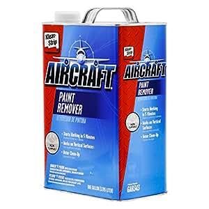 Klean Strip Gar343 Aircraft Paint Remover Can 1 Gallon