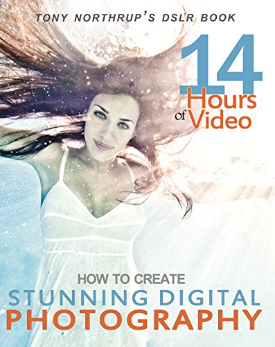 Amazon's #1 rated and best-selling digital photography book, and the first ever Gold Honoree of the Benjamin Franklin Digital Award, gives you five innovations no other book offers:1. FREE VIDEO TRAINING. 100 videos totaling 14+ HOURS of video traini...