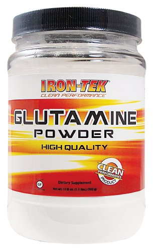 Fer Tek Glutamine Powder Essential, 1.1-Pound