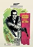 2018 James Bond Official A3 Calendar
