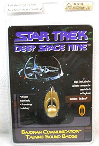 WMU - Star Trek Bajoran Commander Badge - Bajoran Costume