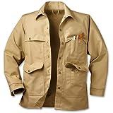 Filson Dry Finish Tin Cloth Cruiser Coat- 10074