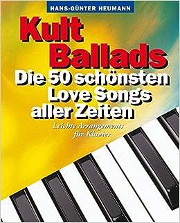 Hans-Gunter Heumann: Kult Ballads - Die 50 Schonsten Love Songs Aller Zeiten