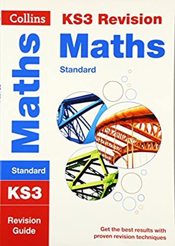 ks3 maths standard revision guide collins ks3 revision amazon rh amazon co uk collins revision guides science collins revision guide sociology