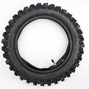 What Size Is The Rear Tire On A Yamaha Pw