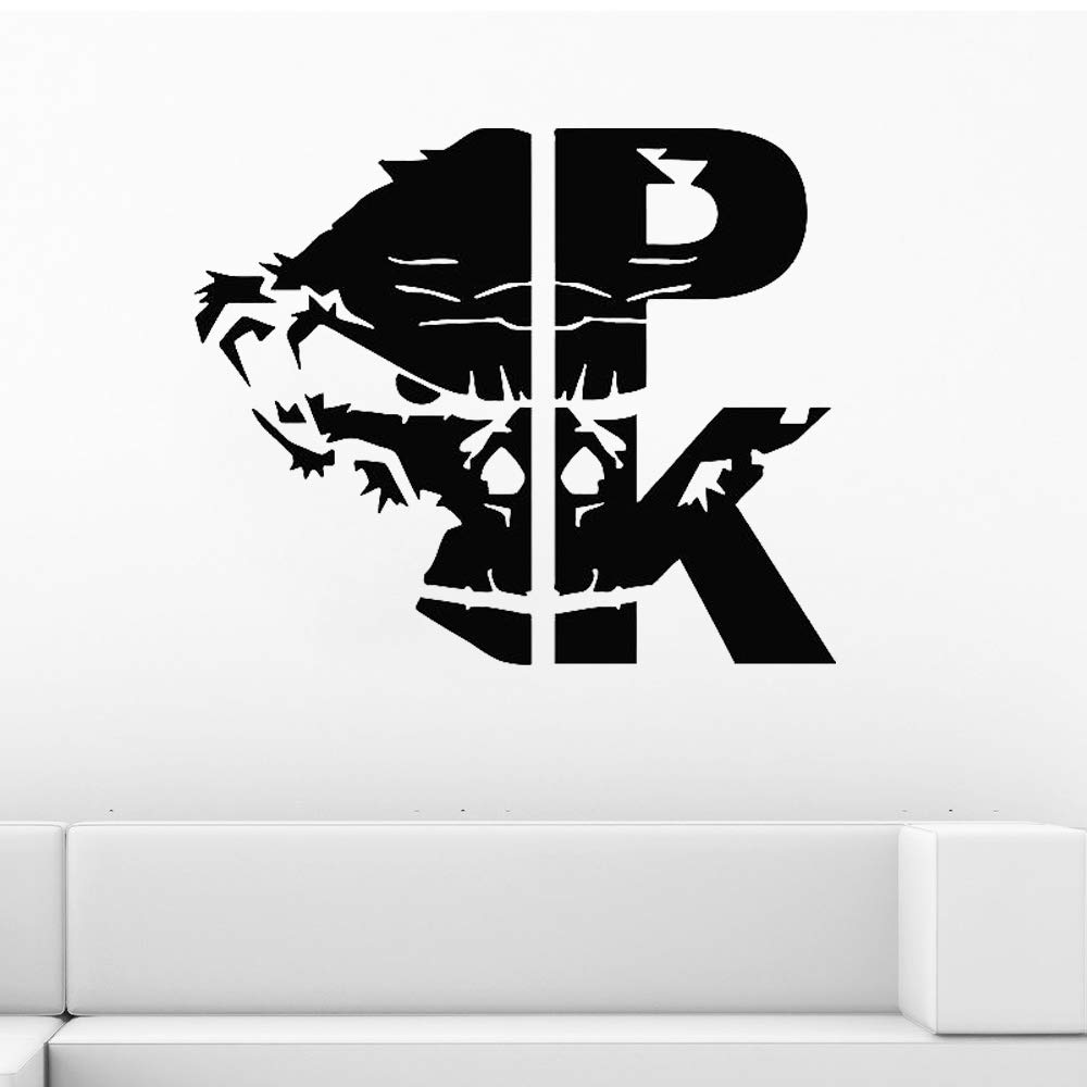 woyaofal Parkour Wall Decal Sticker Free Running Tracers Jump ...