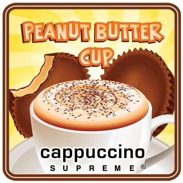 Peanut Butter Cup Instant Cappuccino Mix