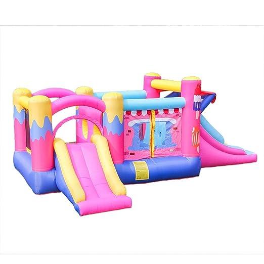 Castillo Hinchable para Niños Niños Inflable casa de la ...
