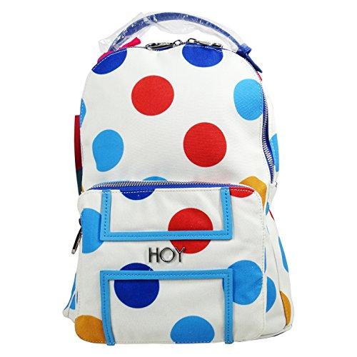Seven Hoy Dots Backpack Pour Fille Sur La Mode D'épaule Avec Polka Dots School Leisure Travel