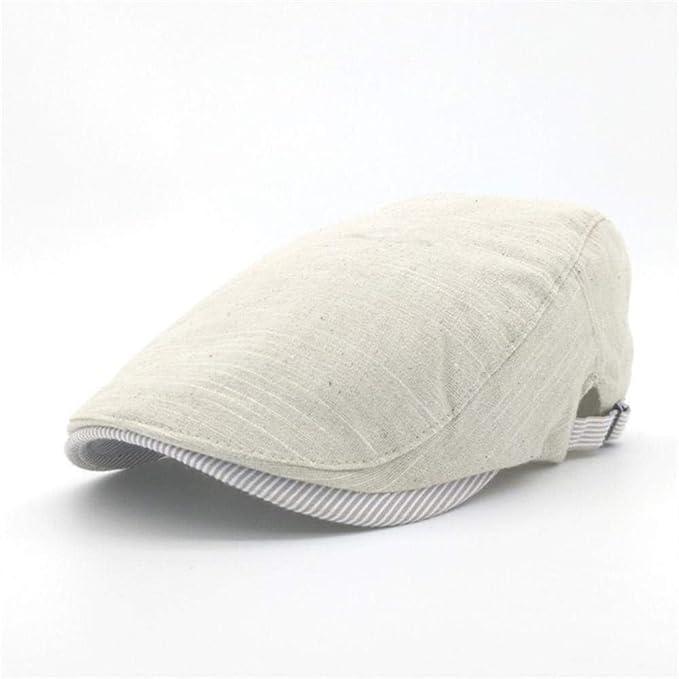 Cotton Gorras Planas Male Beret Vintage Flat Cap Boinas Berets Headwear Mens Hats Casquette Casual Caps
