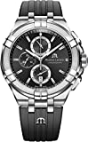 Maurice Lacroix AIKON AI1018-SS001-330-2 Mens Chronograph Design Highlight