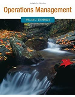 Operations management 11th edition jay heizer barry render operations management operations and decision sciences fandeluxe Gallery
