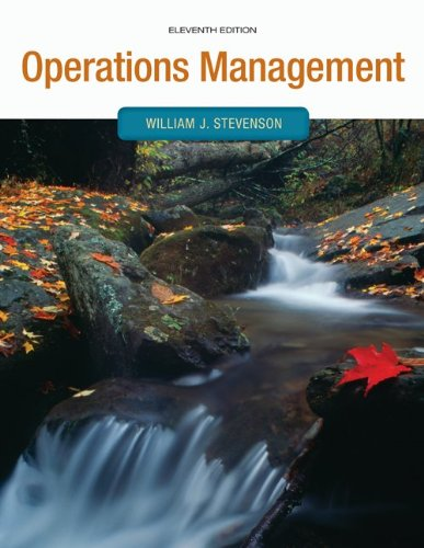 Operations Management with Connect Plus